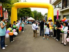 2009環境フェア in 佐久にて